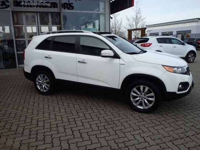 gebraucht 2 2 crdi kia sorento 2011 km in brome autouncle. Black Bedroom Furniture Sets. Home Design Ideas
