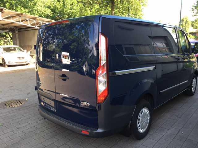 verkauft ford custom transit service gebraucht 2016 km in berlin. Black Bedroom Furniture Sets. Home Design Ideas