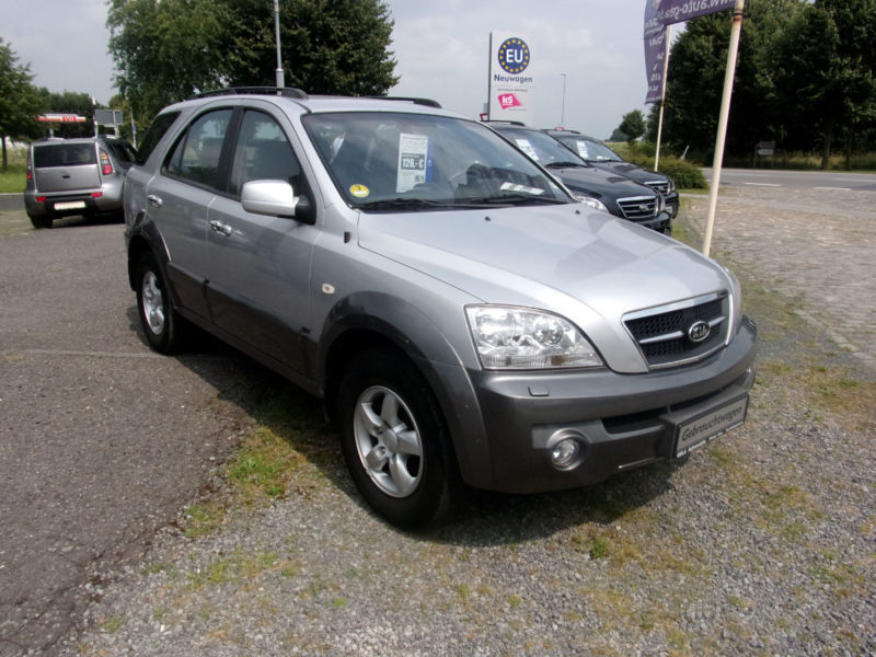 verkauft kia sorento 2 5 crdi vgt dpf gebraucht 2006 km in wiehl. Black Bedroom Furniture Sets. Home Design Ideas