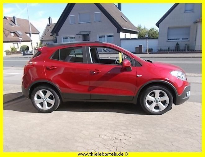 verkauft opel mokka 1 7 cdti edition d gebraucht 2013 km in garbsen. Black Bedroom Furniture Sets. Home Design Ideas