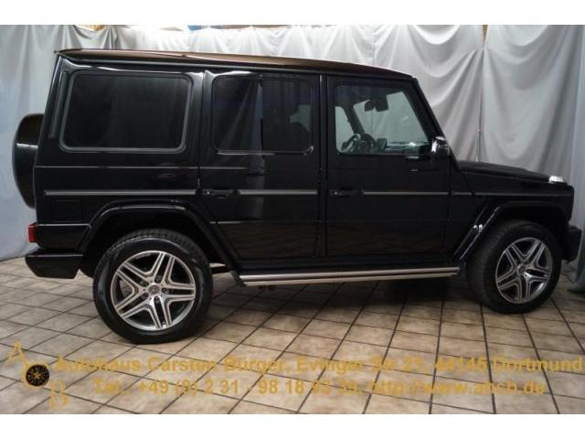 verkauft mercedes g500 g modell statio gebraucht 2014 km in dortmund. Black Bedroom Furniture Sets. Home Design Ideas