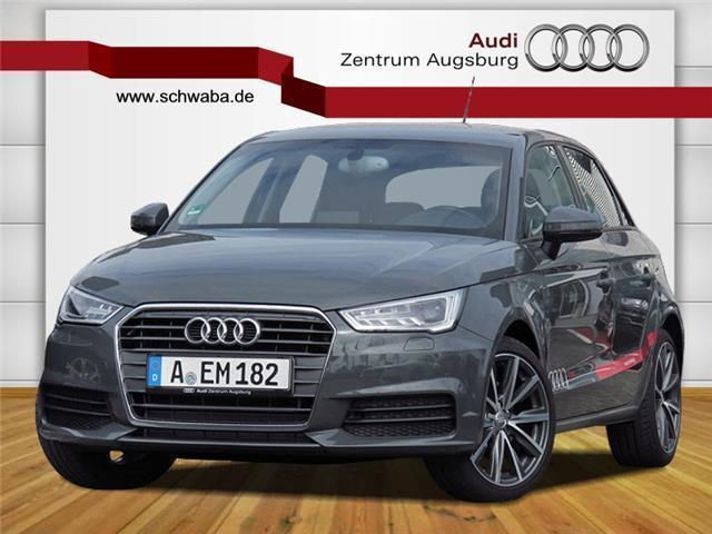 verkauft audi a1 sportback 1 4 tfsi s gebraucht 2015 km in augsburg. Black Bedroom Furniture Sets. Home Design Ideas