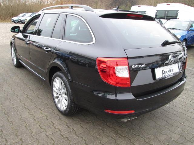verkauft skoda superb combi excl tdi 1 gebraucht 2014. Black Bedroom Furniture Sets. Home Design Ideas