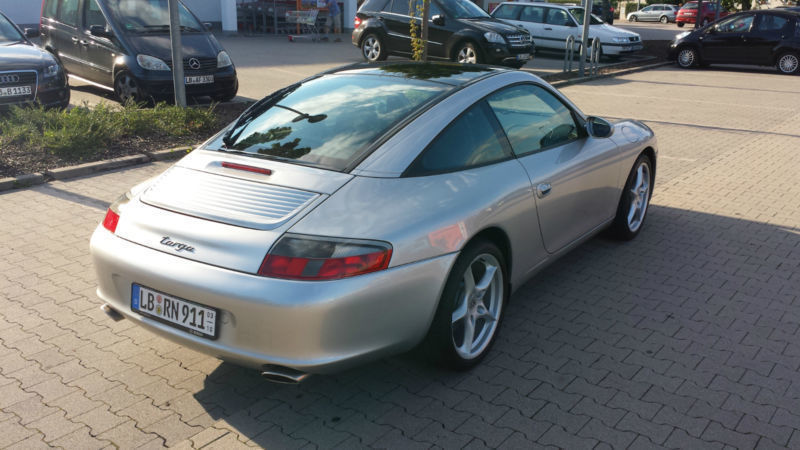 verkauft porsche 996 targa gebraucht 2004 km in. Black Bedroom Furniture Sets. Home Design Ideas