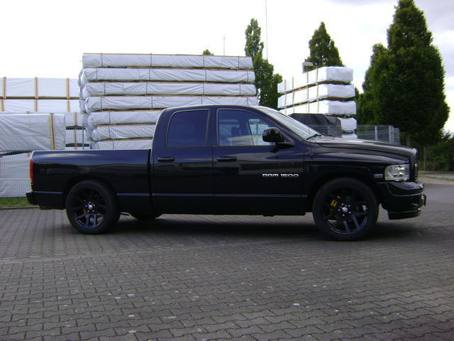verkauft dodge ram 1500 srt felgen bl gebraucht 2003 km in bad salzuflen. Black Bedroom Furniture Sets. Home Design Ideas