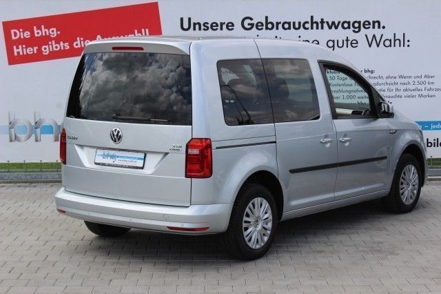 verkauft vw caddy gebraucht 2015 km in wolfsburg. Black Bedroom Furniture Sets. Home Design Ideas