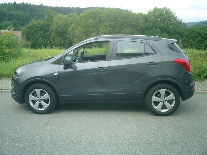 verkauft opel mokka x 1 4 turbo ecofle gebraucht 2016 km in wiesenbach. Black Bedroom Furniture Sets. Home Design Ideas