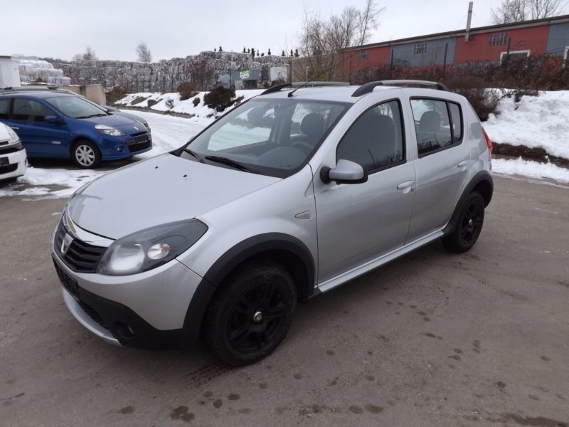 verkauft dacia sandero stepway 1 5 dci gebraucht 2011 km in kleve. Black Bedroom Furniture Sets. Home Design Ideas