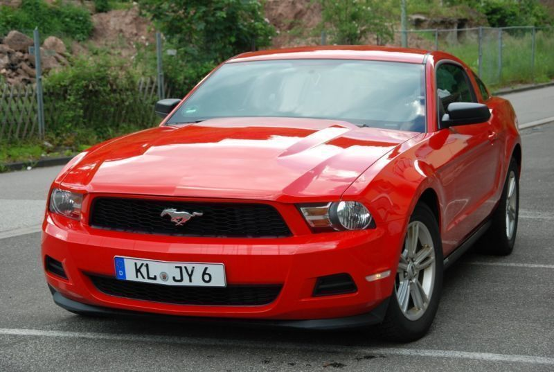 verkauft ford mustang gebraucht 2012 km in w rzburg. Black Bedroom Furniture Sets. Home Design Ideas