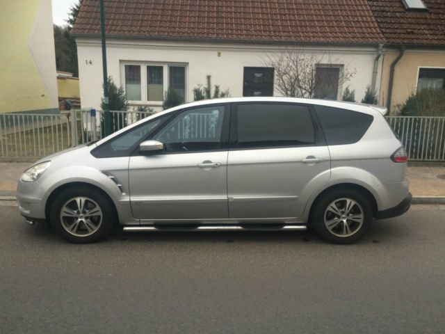 verkauft ford s max 2 5 titanium gebraucht 2007 km in brandenburg. Black Bedroom Furniture Sets. Home Design Ideas