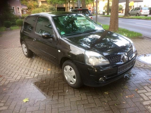 verkauft renault clio 1 2 16v authenti gebraucht 2007 km in k ln. Black Bedroom Furniture Sets. Home Design Ideas