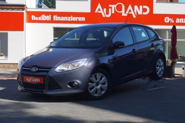 gebraucht Ford Focus 1.6 Ti-VCT Automatik AAC NSW RCD