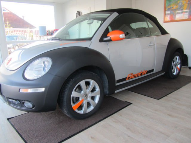 verkauft vw beetle newcabriolet 2 0 f gebraucht 2008 km in georgsheil. Black Bedroom Furniture Sets. Home Design Ideas
