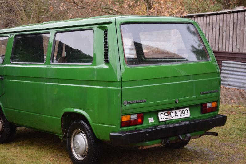 verkauft vw t3 transporter 253 gebraucht 1984. Black Bedroom Furniture Sets. Home Design Ideas