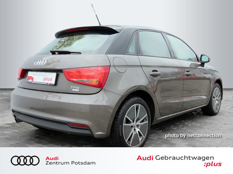 verkauft audi a1 sportback 1 0 tfsi kl gebraucht 2016 km in potsdam. Black Bedroom Furniture Sets. Home Design Ideas