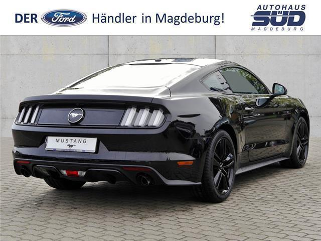 verkauft ford mustang 2 3 eco boost au gebraucht 2017. Black Bedroom Furniture Sets. Home Design Ideas