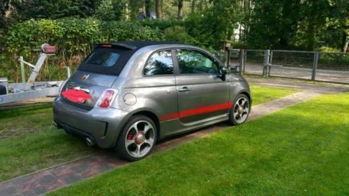 verkauft fiat 500 abarth h cabrio auto gebraucht 2011 km in falkensee. Black Bedroom Furniture Sets. Home Design Ideas