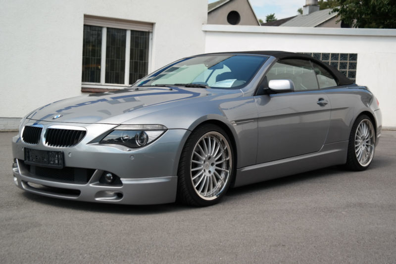 verkauft bmw 630 cabriolet gebraucht 2005 km in bonn. Black Bedroom Furniture Sets. Home Design Ideas
