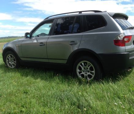 verkauft bmw x3 3 0 d allrad gebraucht 2004 km in crailsheim. Black Bedroom Furniture Sets. Home Design Ideas