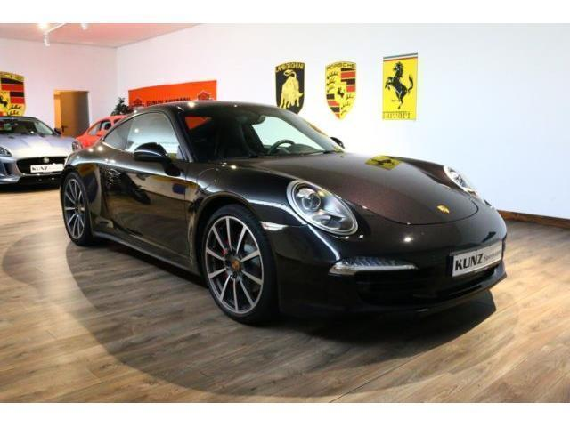 verkauft porsche 911 carrera 4s 991 1 gebraucht 2013. Black Bedroom Furniture Sets. Home Design Ideas