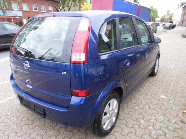 verkauft opel meriva 1 6 16v cosmo kli gebraucht 2003 km in datteln. Black Bedroom Furniture Sets. Home Design Ideas