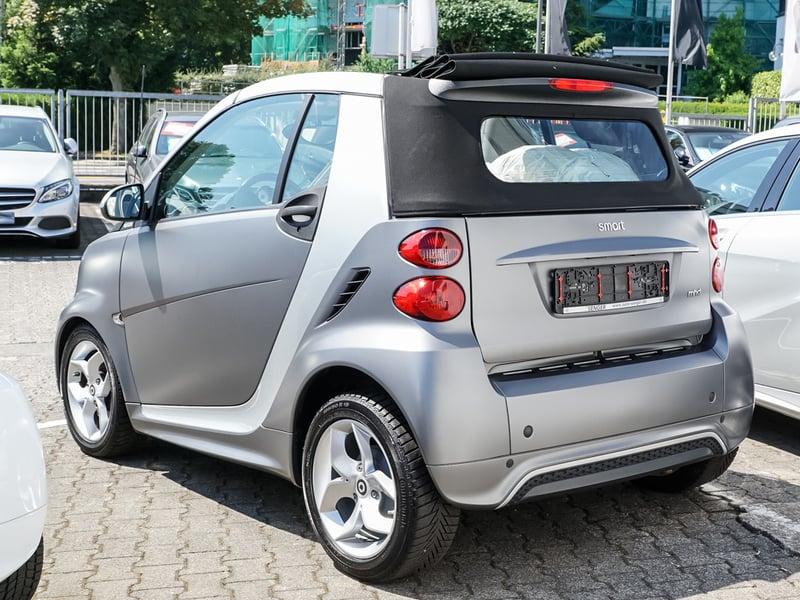 verkauft smart fortwo cabrio mhd 52 kw gebraucht 2014 46. Black Bedroom Furniture Sets. Home Design Ideas