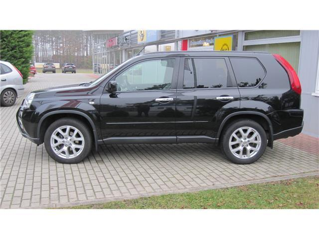 verkauft nissan x trail 2 0 dci 4x4 dp gebraucht 2010 km in cottbus. Black Bedroom Furniture Sets. Home Design Ideas