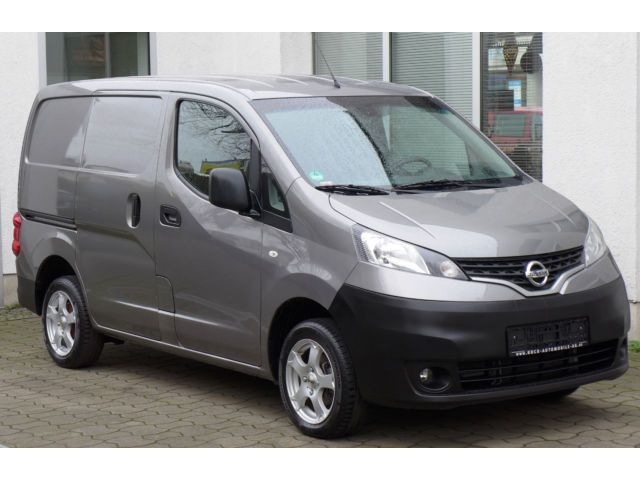 verkauft nissan nv200 1 5 navi klima r gebraucht 2014 km in berlin. Black Bedroom Furniture Sets. Home Design Ideas