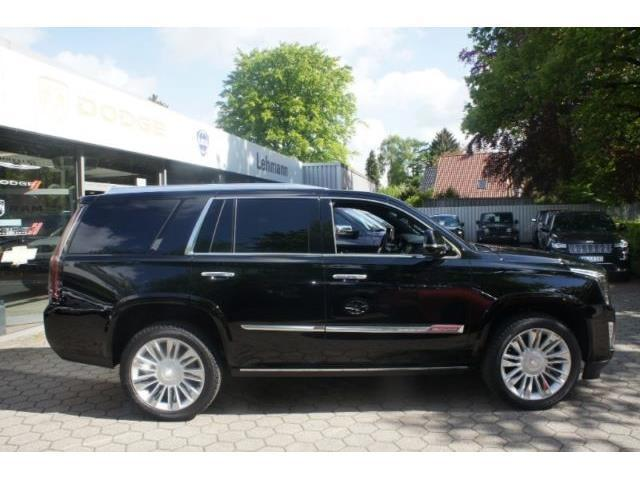verkauft cadillac escalade platinum 6 gebraucht 2016 8. Black Bedroom Furniture Sets. Home Design Ideas