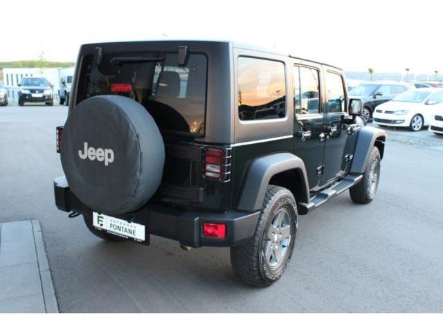 verkauft jeep wrangler 2 8 crdi unlimi gebraucht 2013. Black Bedroom Furniture Sets. Home Design Ideas