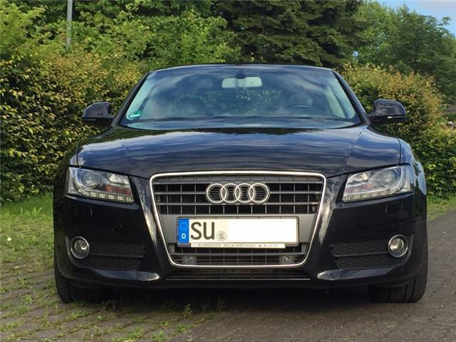 verkauft audi a5 2 7 tdi dpf gebraucht 2009 km in hennef. Black Bedroom Furniture Sets. Home Design Ideas