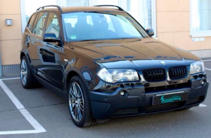 verkauft bmw x3 gebraucht 2004 km in bad kreuznach. Black Bedroom Furniture Sets. Home Design Ideas