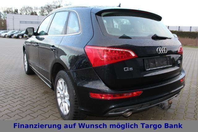 verkauft audi q5 3 0 s line automatik gebraucht 2012. Black Bedroom Furniture Sets. Home Design Ideas