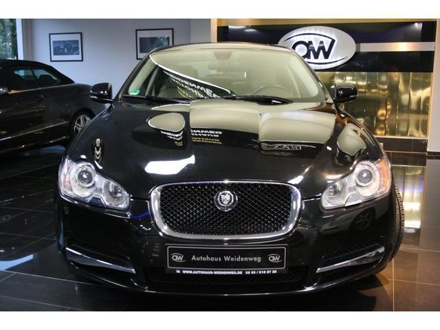 verkauft jaguar xf 3 0 v6 diesel s lux gebraucht 2010. Black Bedroom Furniture Sets. Home Design Ideas