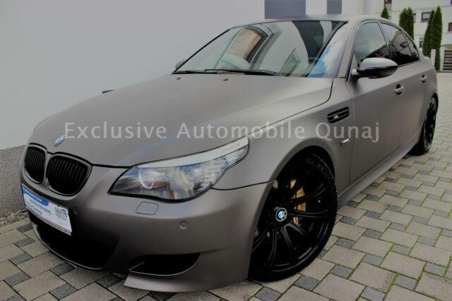verkauft bmw m5 m5 gebraucht 2007 km in tuttlingen. Black Bedroom Furniture Sets. Home Design Ideas