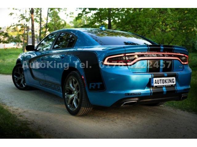verkauft dodge charger r t 5 7 l v8 he gebraucht 2015. Black Bedroom Furniture Sets. Home Design Ideas