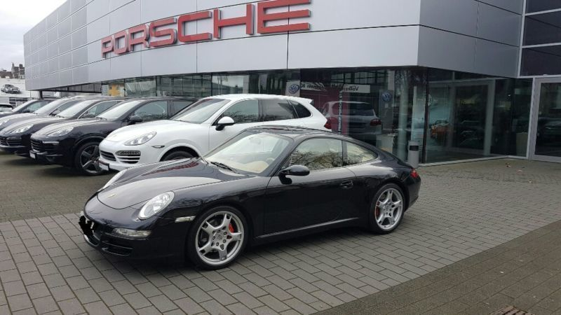 verkauft porsche 997 4 s navi xenon gebraucht 2006 km in bezirk. Black Bedroom Furniture Sets. Home Design Ideas