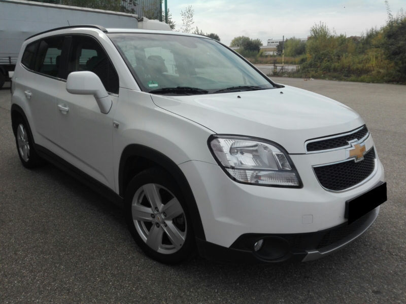 verkauft chevrolet orlando 2 0 td aut gebraucht 2012 km in dundenheim neuried. Black Bedroom Furniture Sets. Home Design Ideas