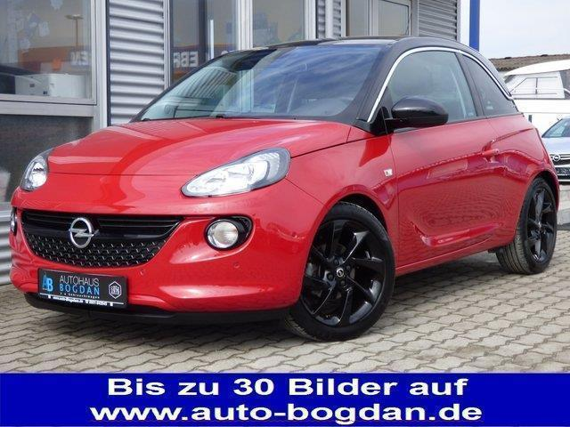 verkauft opel adam 1 4 slam ecoflex on gebraucht 2016 km in bamberg. Black Bedroom Furniture Sets. Home Design Ideas