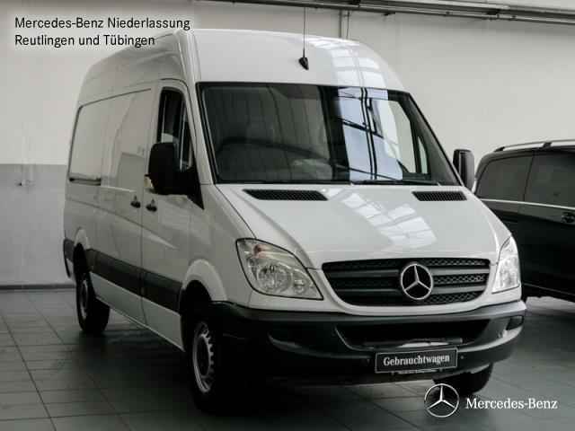 verkauft mercedes sprinter 211 cdi gebraucht 2009. Black Bedroom Furniture Sets. Home Design Ideas