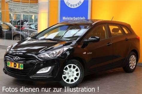 verkauft hyundai i30 1 6 crdi kombi gebraucht 2013 km in wallh fen bei bremen. Black Bedroom Furniture Sets. Home Design Ideas