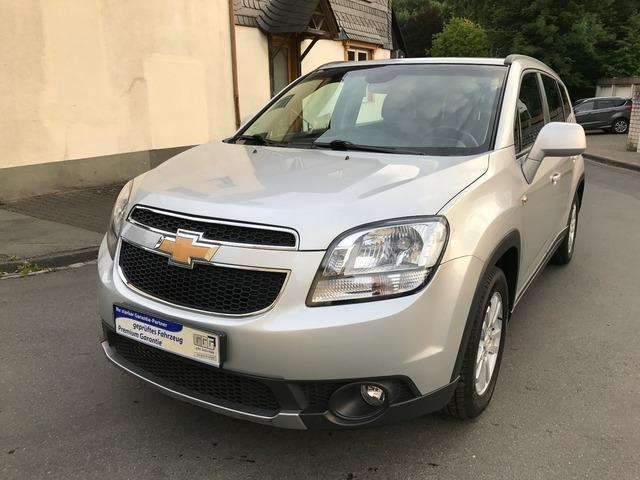 verkauft chevrolet orlando 1 8 lt gebraucht 2011 km in siegen. Black Bedroom Furniture Sets. Home Design Ideas
