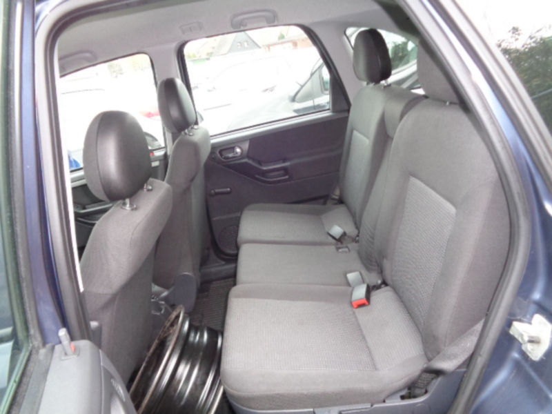 verkauft opel meriva catch me 1 6 klima gebraucht 2007 km in gundelfingen. Black Bedroom Furniture Sets. Home Design Ideas
