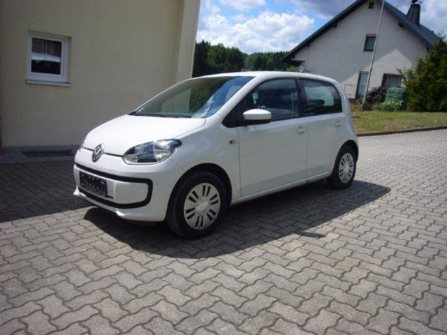 verkauft vw up move klima 5 t rig gebraucht 2015 km in fichtelberg. Black Bedroom Furniture Sets. Home Design Ideas
