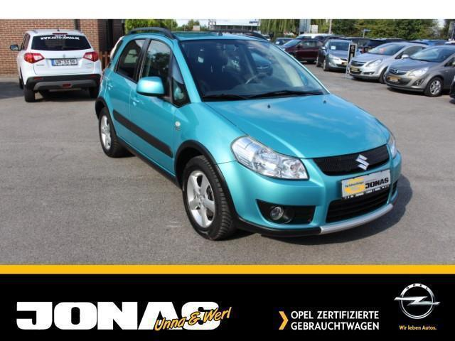 verkauft suzuki sx4 sx4comfort 1 9 ddi gebraucht 2009 km in unna. Black Bedroom Furniture Sets. Home Design Ideas
