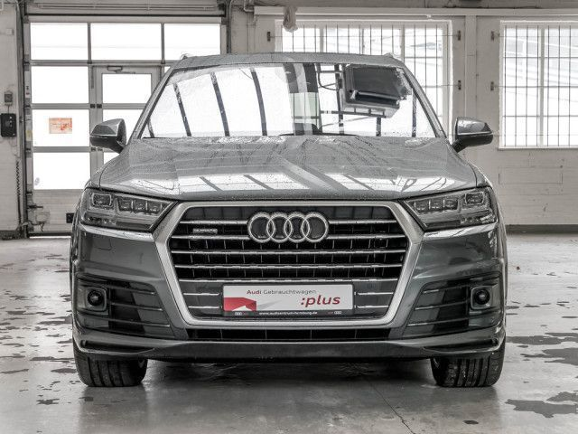 verkauft audi q7 3 0 tdi s line gebraucht 2016 km in hamburg. Black Bedroom Furniture Sets. Home Design Ideas