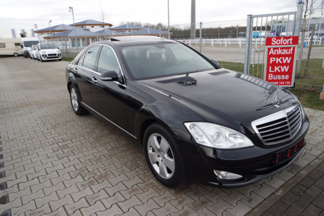 verkauft mercedes s320 s klasse lim cdi gebraucht 2007 km in ahrensfelde. Black Bedroom Furniture Sets. Home Design Ideas