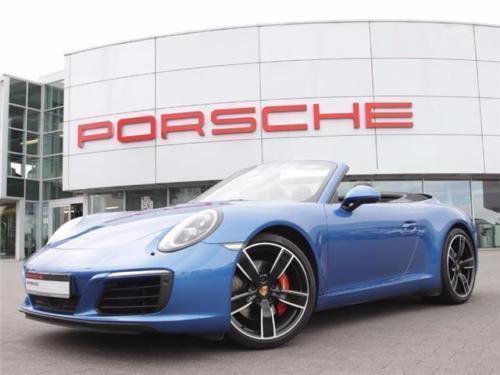 verkauft porsche 911 carrera s cabriol gebraucht 2016 km in hofheim. Black Bedroom Furniture Sets. Home Design Ideas