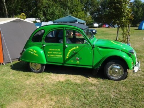 gebraucht 2cv6 citro n 2cv 1973 km in mittenwald autouncle. Black Bedroom Furniture Sets. Home Design Ideas