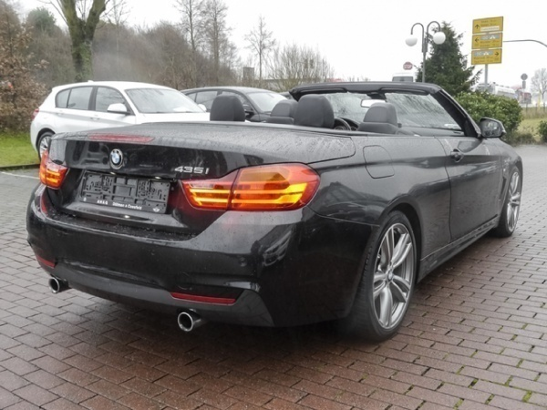 verkauft bmw 435 i cabrio m sportpaket gebraucht 2014 km in hechingen. Black Bedroom Furniture Sets. Home Design Ideas